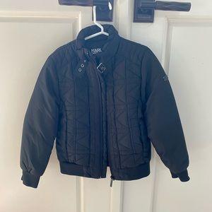 Karl Lagerfeld kid jacket size 6